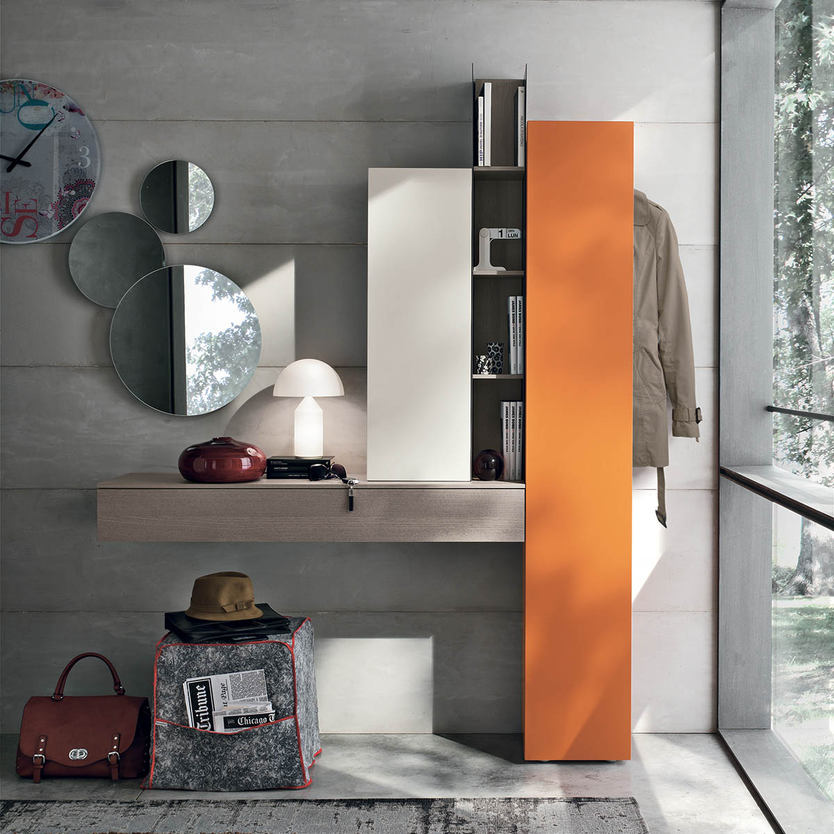 Wall Unit Comp A102